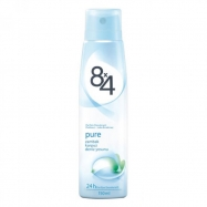 8X4 DEO.FOR WOMEN PURE 150ML. (ADET)