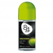 8X4 ROLL-ON DISCOVERY 50ML FOR MEN - 6'LI PAKET