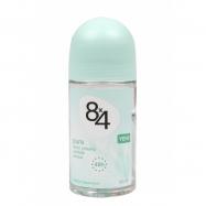 8X4 ROLL-ON PURE 50ML FOR WOMEN - 6'LI PAKET