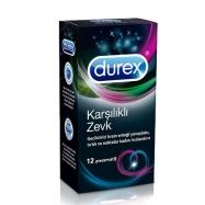 DUREX KARŞILIKLI ZEVK 12'Lİ-12'PAKET