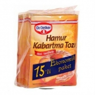 DR.OETKER (15'Lİ) HAMUR KABARTMA TOZU-10'LU PAKET