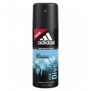 ADİDAS DEO ICE DIVE 150 ML FOR MEN(ADET)