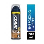 ARKO MEN TRAŞ KÖĞÜĞÜ ENERGIZING COFFEE 200ML -6'LI PAKET