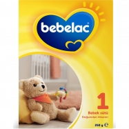 BEBELAC 250GR NO:1