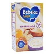 BEBELAC GOLD 250GR SÜTLÜ BALLI İRMİKLİ (6-36 AY) K:7