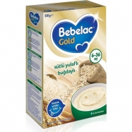 BEBELAC GOLD 250GR SÜTLÜ YULAFLI BUĞDAYLI (6-36 AY) K:6