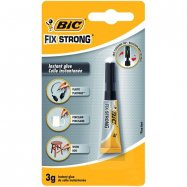 BİC FIX STRONG (JAPON YAPIŞTIRICI) 3GR - 12'Lİ PAKET