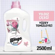 BİNGO FRESH YILDIZ ÇİÇEĞİ 2500ML -6'LI KOLİ