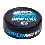BLACK RED WAX 150ML ULTRA STRONG (MAVİ)
