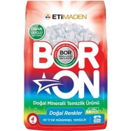 BORON MATİK 4KG -5'Lİ KOLİ (DOĞAL RENKLER)