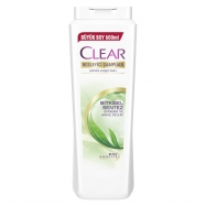 CLEAR 550ML WOMEN BİTKİSEL SENTEZ - 4'LÜ PAKET