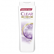CLEAR 550ML WOMEN KOMPLE BAKIM - 4'LÜ PAKET