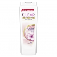 CLEAR 550ML WOMEN YUMUŞAK&PARLAK-4'LÜ PAKET