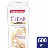 CLEAR 600ML WOMEN KİL TERAPİSİ -4'LÜ PAKET