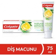 COLGATE NATURAL EXTRACTS GUM HEALTH FRESH WHITE (NANE) 75 ML -12'Lİ PAKET