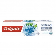 COLGATE NATURAL EXTRACTS RADIANT WHITE (DENİZ) 75 ML -12'Lİ PAKET