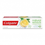 COLGATE NATURAL EXTRACTS ULTIMATE FRESH WHITE (LEMON) 75ML -12'Lİ PAKET