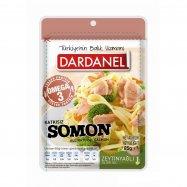 DARDANEL (POŞET) POUCH ZEYTİN YAĞLI SOMON 85GR - 12'Lİ PAKET