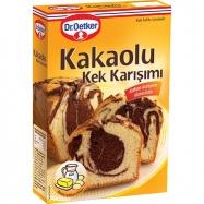 DR.OETKER KAKAOLU KEK KARŞIMI 350GR - 8'Lİ PAKET