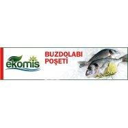 EKOMİS BUZDOLABI POŞETİ ORTA BOY - 48'Lİ KOLİ