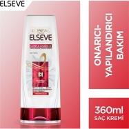 ELSEVE SAÇ KREMİ 360ML KOMPLE ONARICI 5-6'LI KOLİ