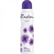 EMOTİON DEO. WOMEN VIOLET (PUDRASIZ) 150ML-6'LI PAKET