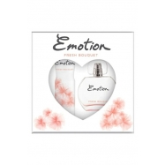 EMOTİON EDT FRESH BOUQUET 150ML+EAU DE TOILETTE 50ML (ADET)