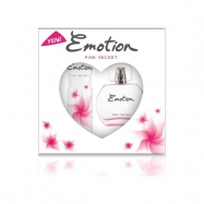 EMOTİON EDT PINK SECRET 150ML+EAU DE TOILETTE 50ML (ADET)