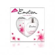 EMOTİON EDT PINK SECRET 150ML+EAU DE TOILETTE 50ML (ADET)