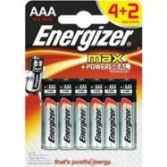 ENERGİZER İNCE PİL KARTELA ALKALİNE POWER - 12'Lİ PAKET