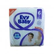 EVY BABY JUMBO PAKET EXTRA LARGE 16+ (28)-4'LÜ KOLİ