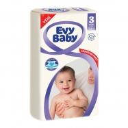 EVY BABY JUMBO PAKET MİDİ 5-9 (54)-4'LÜ KOLİ