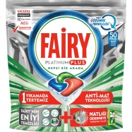 FAİRY (PLUS) PLATINUM TABLET GREEN 50'Lİ -3'LÜ KOLİ