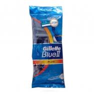 GİLLETTE (5'Lİ POŞET) BLUE II PLUS-24'LÜ KOLİ (SAP 81469920)