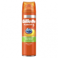 GİLLETTE FUSION 5 TRAŞ JELİ ULTRA SENSİTİVE 200ML -6'LI PAKET