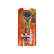 GİLLETTE FUSION POWER 1 YEDEK+MAKİNA+DURACELL PİL-6'LI PAKET (SAP 80227318)