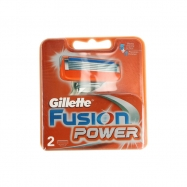 GİLLETTE FUSION POWER 2'Lİ YEDEK-10'LU PAKET (SAP 75048927)