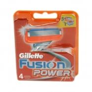 GİLLETTE FUSION POWER YEDEK 4'LÜ - 10'LU PAKET