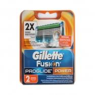 GİLLETTE FUSION PROGLIDE POWER (2'Lİ YEDEK) - 10'LU PAKET