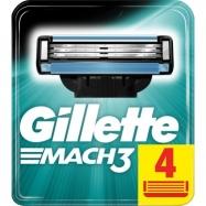 GİLLETTE MACH3 4'LÜ YEDEK 10'LU-PAKET (SAP 81651782)