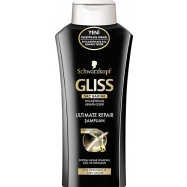 GLİSS ŞAMPUAN 525ML ULTIMATE REPAIR (ÇOK YIP.&KURU SAÇ)-6'LI KOLİ