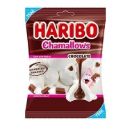 HARİBO CHAMALLOWS CHOCOLATE 62GR -24'LÜ KOLİ