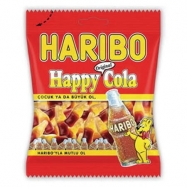 HARİBO HAPPY COLA 80GR - 24'LÜ KOLİ