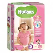 HUGGIES KIZ JUNİOR 11-25 (32) - 2'Lİ KOLİ