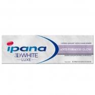 İPANA 3D WHITE LUXE ANTI-TOBACCO GLOW 75ML-12'Lİ KOLİ (81668172)