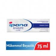 İPANA 3D WHITE LUXE PERFECTION 75ML-12'Lİ KOLİ (81666787)