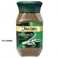 JACOBS MONARCH (KAVANOZ) GOLD 47.5GR - 12'Lİ KOLİ