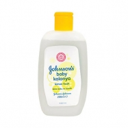 JOHNSONS BABY KOLONYA LEMON FRESH 200ML -6'LI PAKET