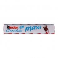 KİNDER CHOCOLATE MAXİ 21GR-36'LI PAKET