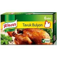 KNORR TAVUK BULYON 6 - 16'LI PAKET